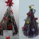 Como fazer árvore de natal origami